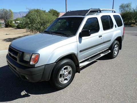 2001 Nissan Xterra for sale in Tucson, AZ