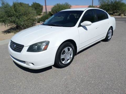 2005 Nissan Altima for sale in Tucson, AZ