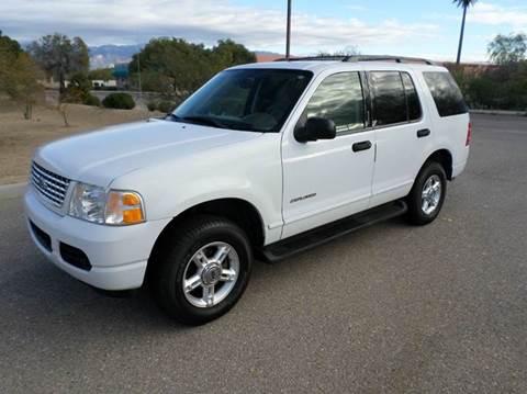 2004 Ford Explorer for sale in Tucson, AZ