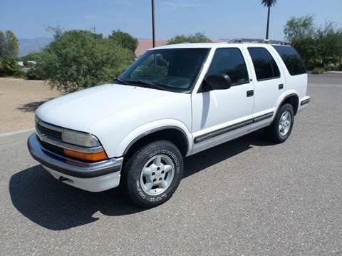 1999 Chevrolet Blazer for sale in Tucson, AZ