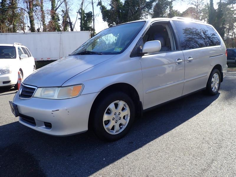 Exceptional 2002 Honda Odyssey EX L 4dr Mini Van W/DVD   Galloway NJ