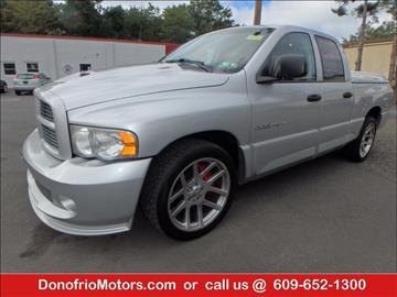 2005 Dodge Ram Pickup 1500 SRT-10 for sale in Galloway, NJ