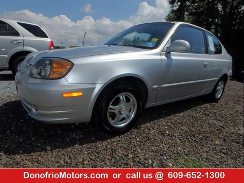 2005 Hyundai Accent for sale in Galloway, NJ