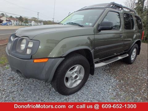 2003 Nissan Xterra for sale in Galloway, NJ