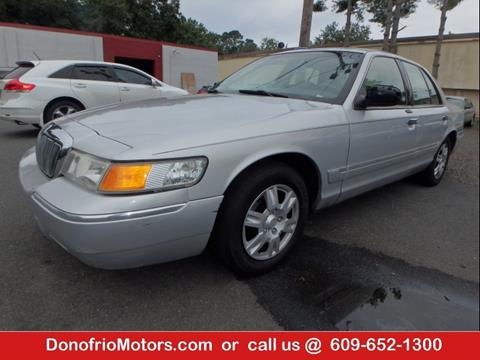 2002 Mercury Grand Marquis for sale in Galloway, NJ