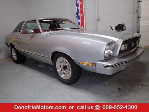 Mustang Dorado >> 1977 Ford Mustang For Sale In El Dorado Ar Carsforsale Com