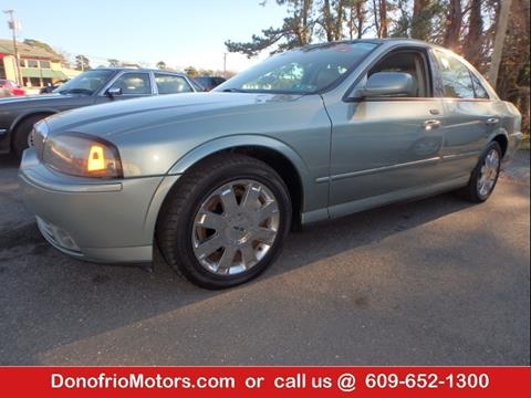 2004 Lincoln LS for sale in Galloway, NJ
