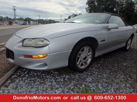 1998 Chevrolet Camaro for sale in Galloway, NJ