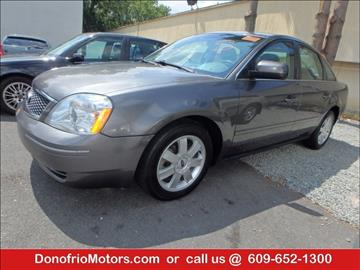 2006 Ford Five Hundred for sale in Galloway, NJ