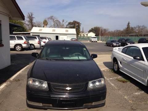 2004 Chevrolet Impala for sale in Modesto, CA
