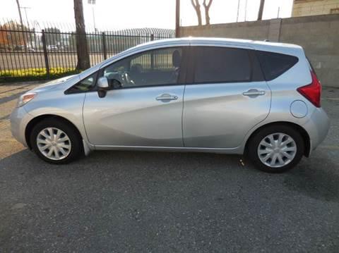 2014 Nissan Versa Note for sale in Modesto CA