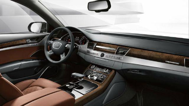 2017 Audi A8  - Brooklyn NY