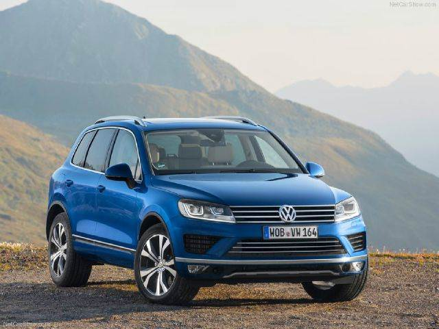 2015 Volkswagen Touareg VR6 Lux AWD 4dr SUV - Brooklyn NY