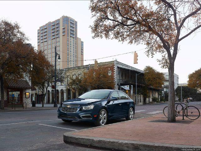 2015 Chevrolet Cruze 2LT Auto 4dr Sedan w/1SH - Brooklyn NY