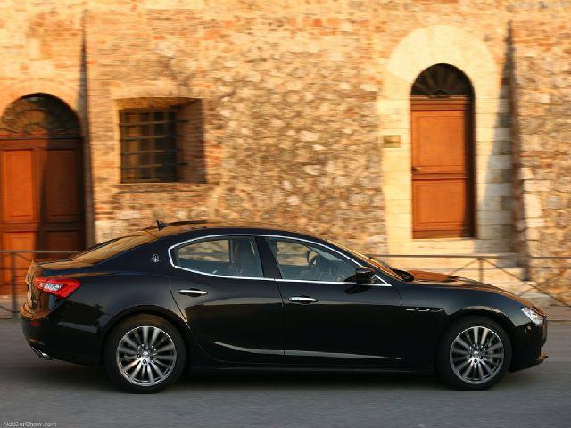 2015 Maserati Ghibli Base 4dr Sedan - Brooklyn NY
