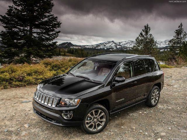 2015 Jeep Compass Latitude 4dr SUV - Brooklyn NY