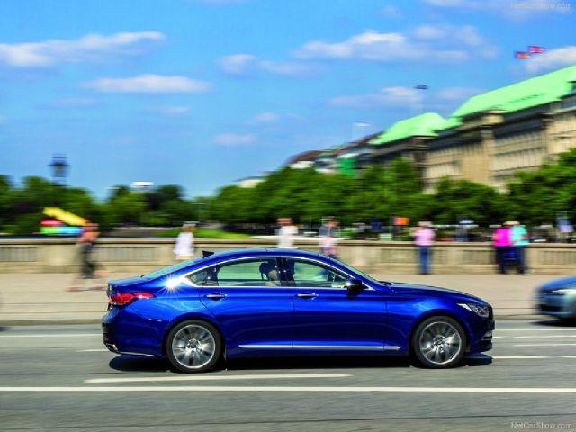 2015 Hyundai Genesis 3.8L 4dr Sedan - Brooklyn NY
