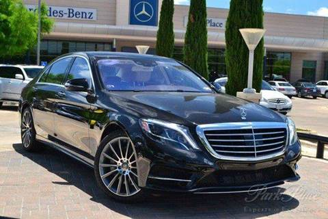 2015 Mercedes-Benz S-Class for sale in Brooklyn, NY