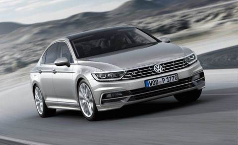 2015 Volkswagen Passat for sale in Brooklyn, NY