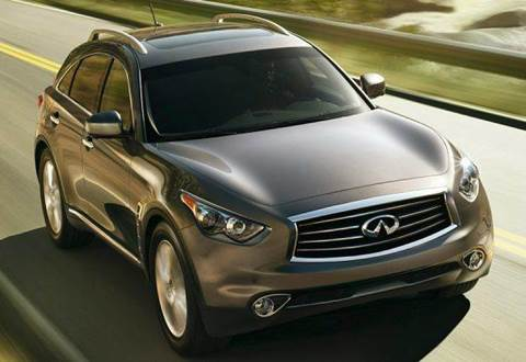 infiniti qx70 for sale. Black Bedroom Furniture Sets. Home Design Ideas