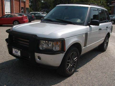 2004 Land Rover Range Rover for sale in Fair Bluff, NC