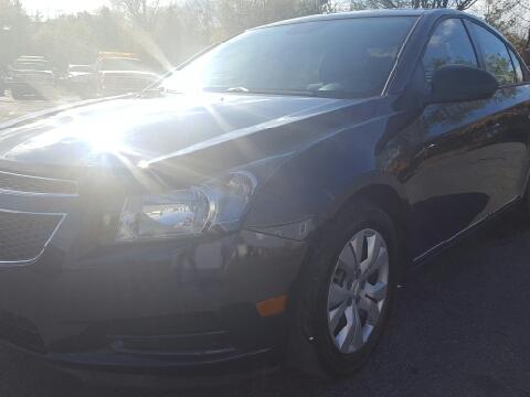 2014 Chevrolet Cruze for sale in New Windsor, NY