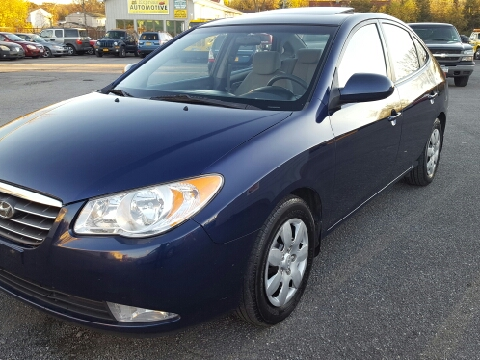 2008 Hyundai Elantra for sale in New Windsor, NY