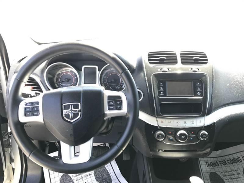 2013 Dodge Journey SXT 4dr SUV - Wichita KS