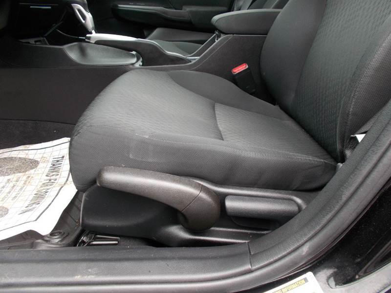 2015 Honda Civic EX 4dr Sedan - Wichita KS