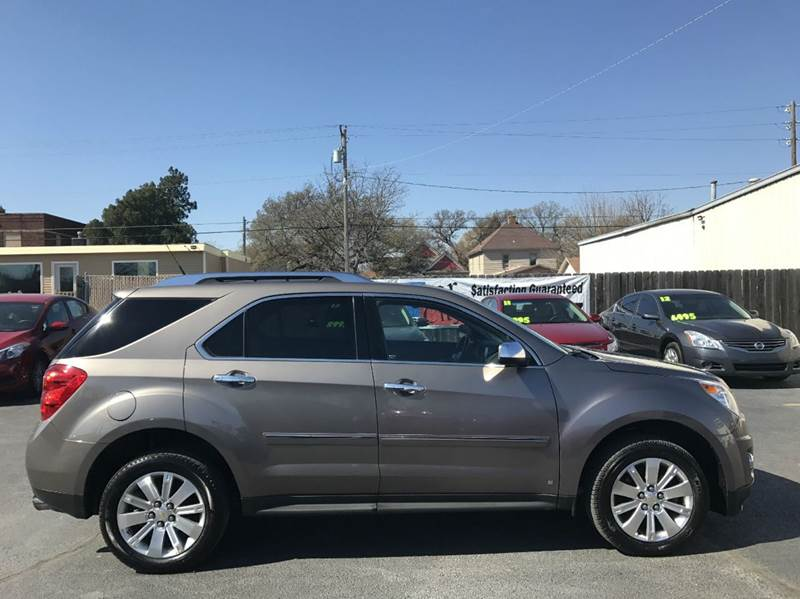 2010 Chevrolet Equinox AWD LTZ 4dr SUV - Wichita KS