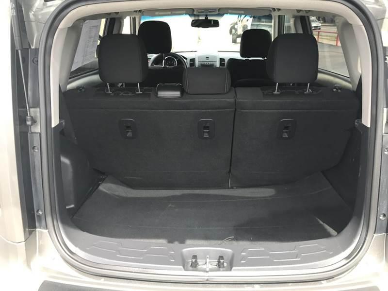 2012 Kia Soul + 4dr Wagon 6A - Wichita KS