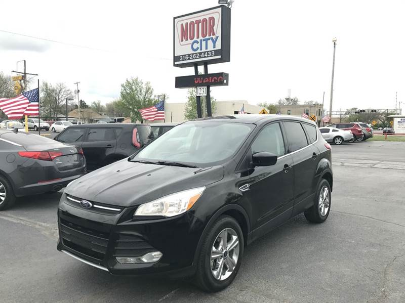 2014 Ford Escape SE 4dr SUV - Wichita KS