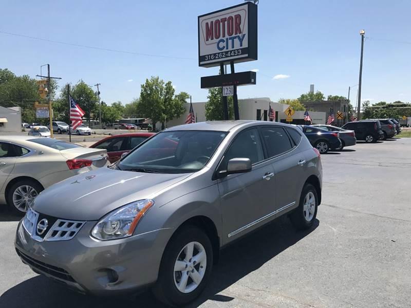 2013 Nissan Rogue SV 4dr Crossover - Wichita KS