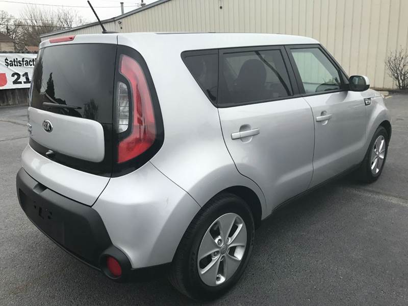 2016 Kia Soul 4dr Wagon 6A - Wichita KS