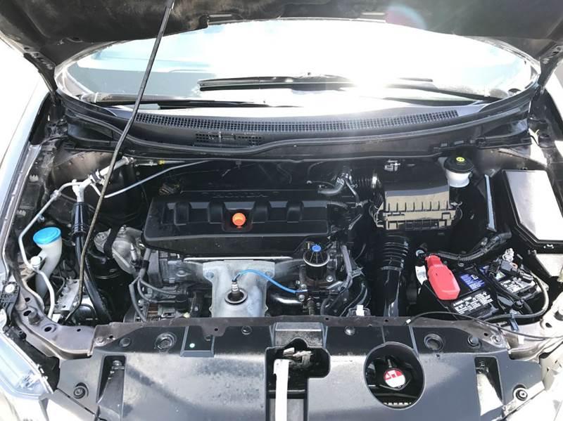 2012 Honda Civic LX 4dr Sedan 5A - Wichita KS