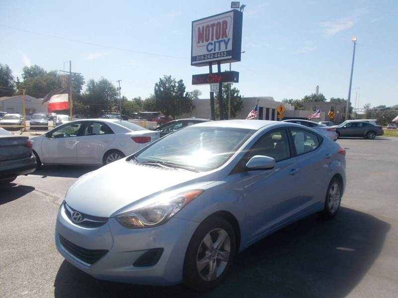 Motor City Used Cars Wichita Ks