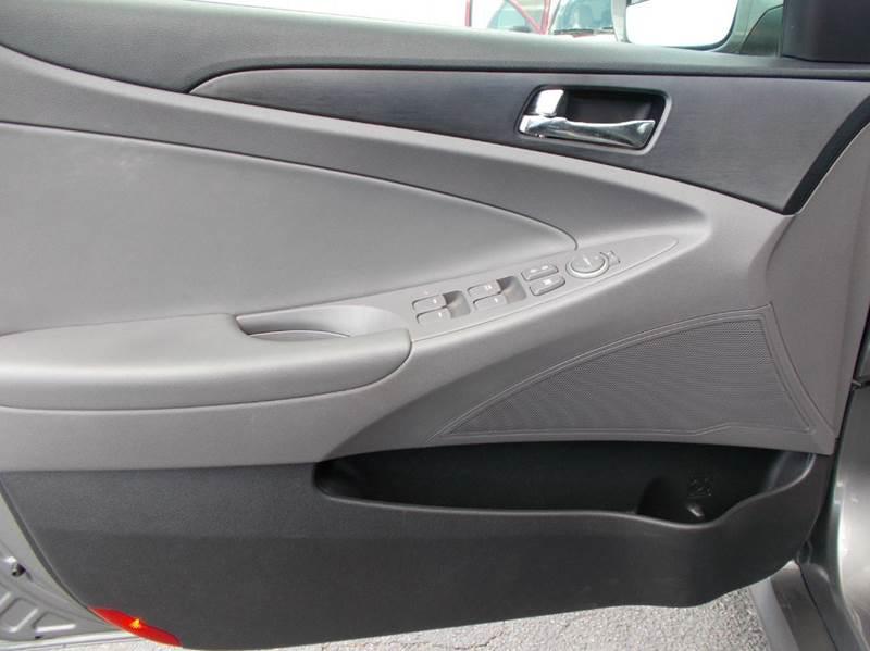 2014 Hyundai Sonata GLS 4dr Sedan - Wichita KS
