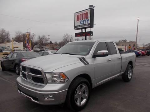 2011 RAM Ram Pickup 1500 for sale in Wichita, KS