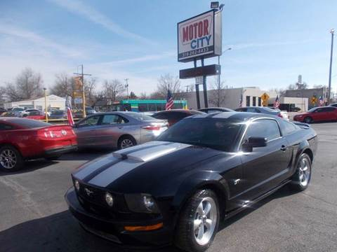 Ford Mustang For Sale Wichita Ks