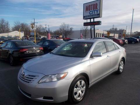 2009 Toyota Camry for sale in Wichita, KS