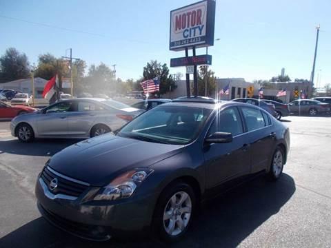 2009 Nissan Altima for sale in Wichita, KS