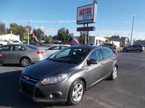 2014 Ford Focus for sale in Wichita, KS