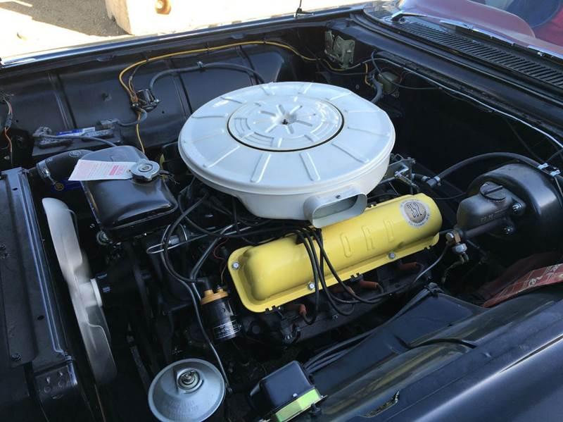 1960 Ford Thunderbird  - Tustin CA