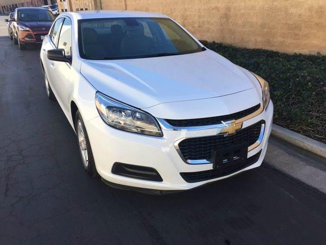 2016 Chevrolet Malibu Limited LS Fleet 4dr Sedan - Tustin CA