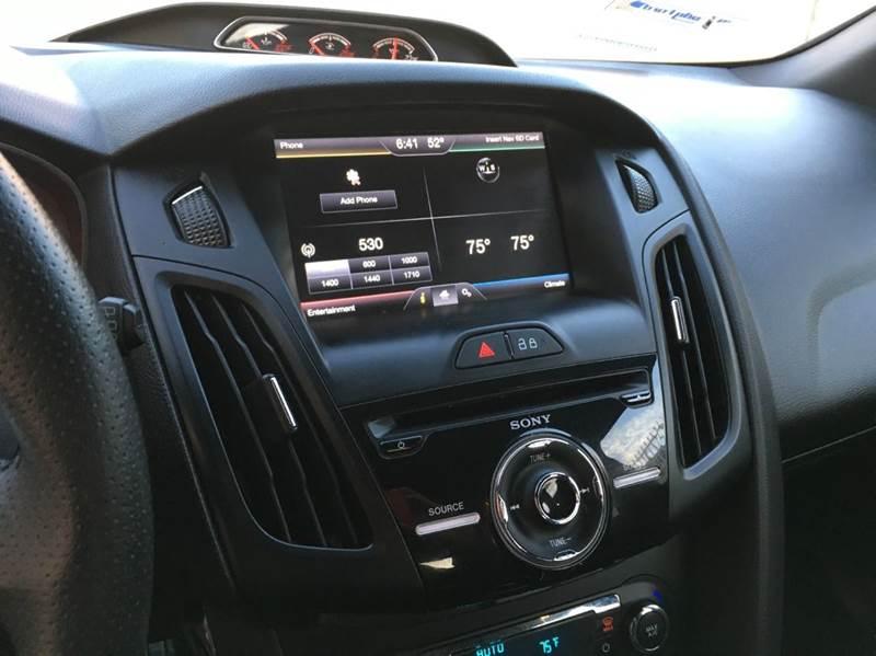 2014 Ford Focus ST 4dr Hatchback - Tustin CA