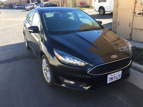2015 Ford Focus for sale in Tustin, CA
