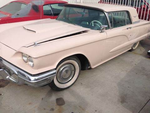 1960 Ford Thunderbird for sale in Tustin CA