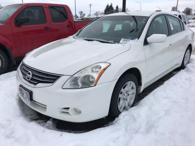 2012 Nissan Altima 2.5 S 4dr Sedan In Idaho Falls ID - Top Line Auto