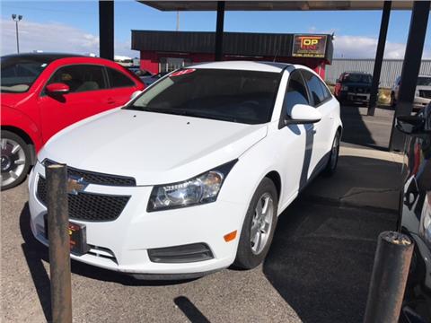 2014 Chevrolet Cruze for sale in Idaho Falls, ID