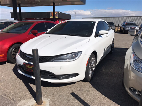 2015 Chrysler 200 for sale in Idaho Falls, ID